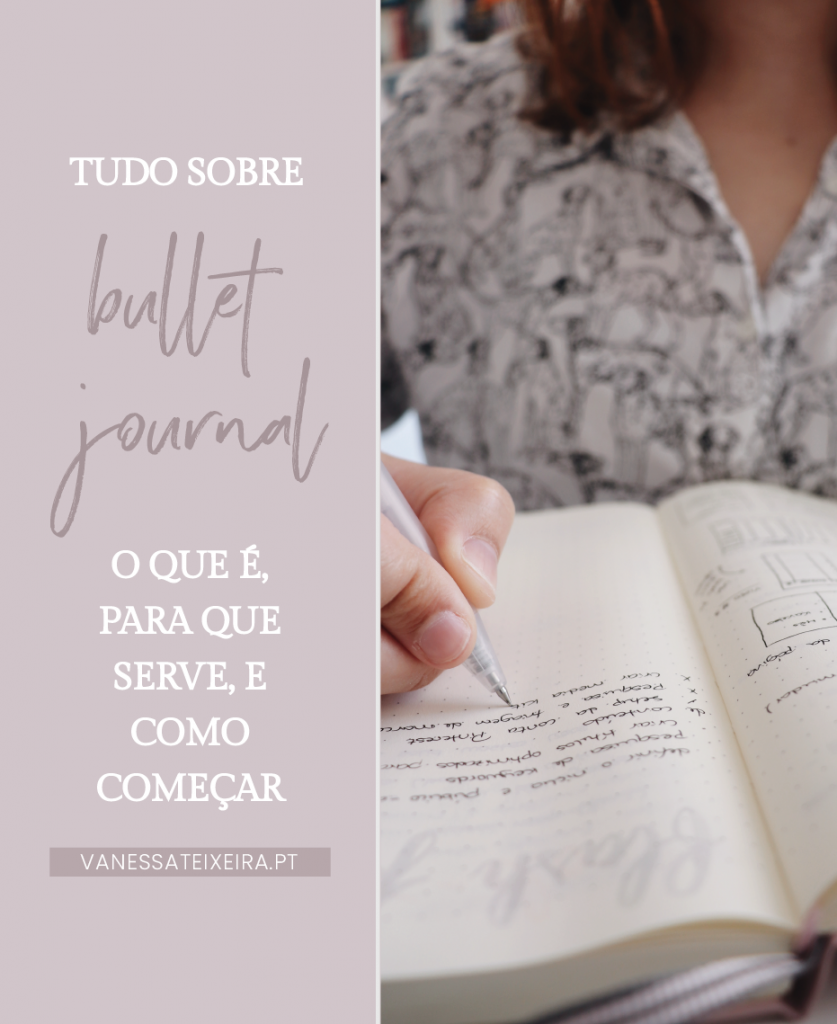 Tudo sobre Bullet Journal