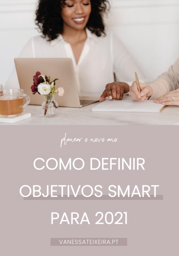 Como definir objetivos SMART